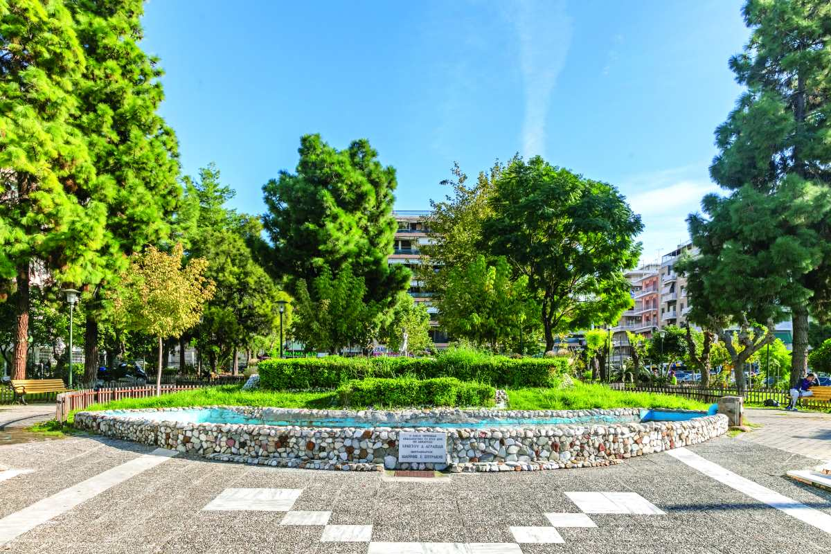Πλατεία Τερψιθέας Πειραιάς