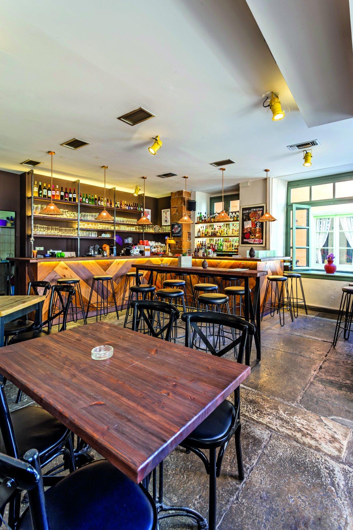 Πλεκτήριο Cafe