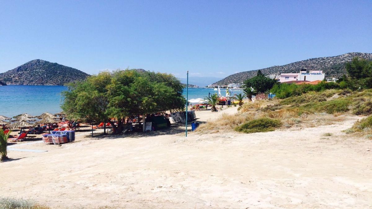 Παραλία Ψιλή Άμμος, Τολό Αργολίδας