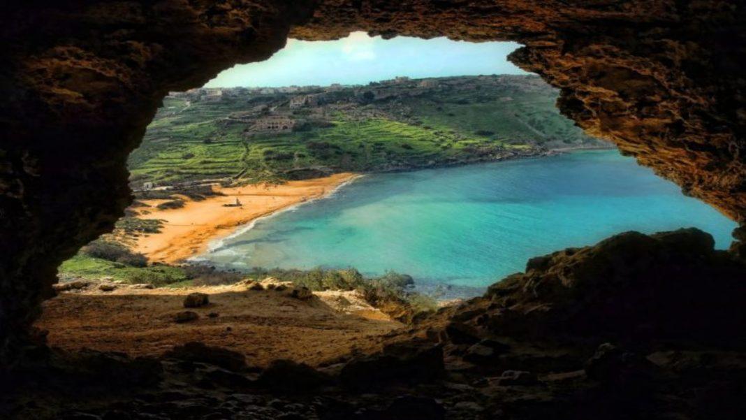 Παραλία Ramla, Μάλτα