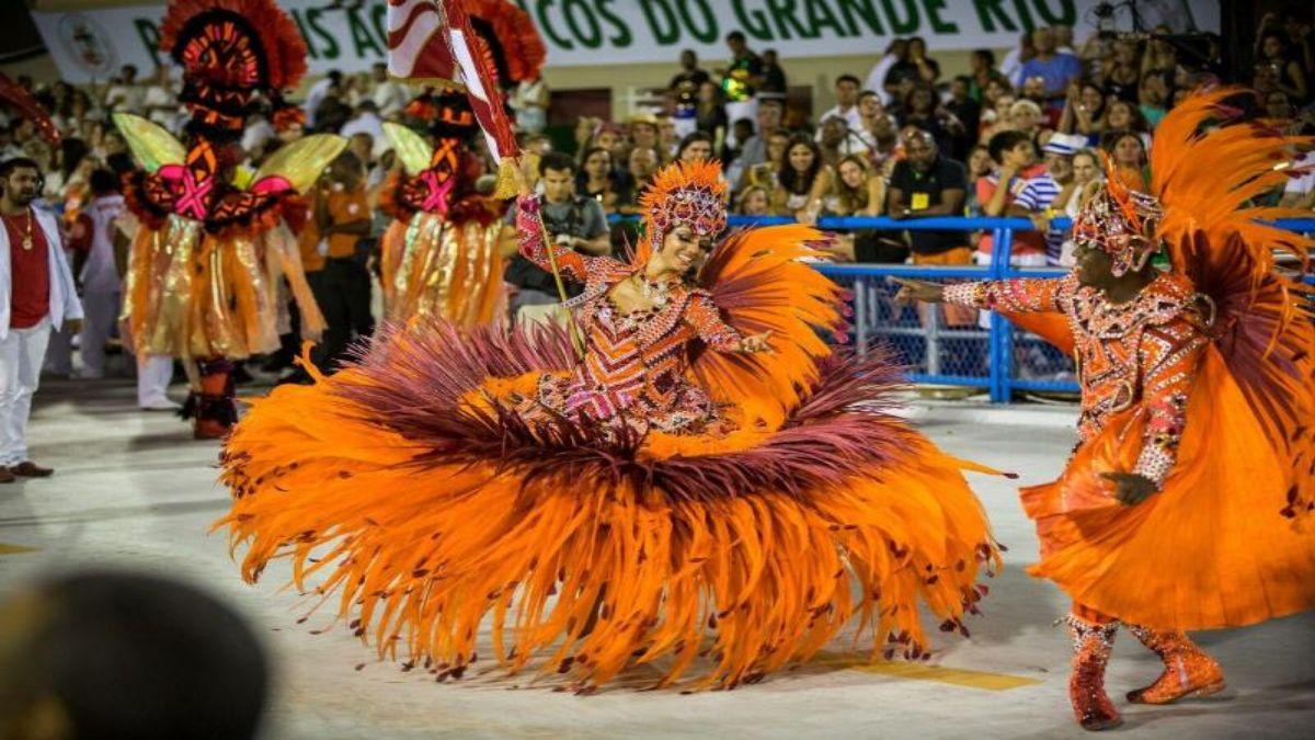 Καρναβάλι του Ρίο ντε Τζανέιρο