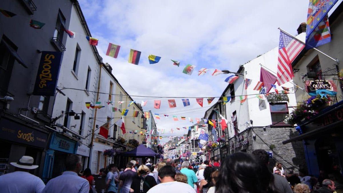 Γκάλγουει, Ιρλανδία