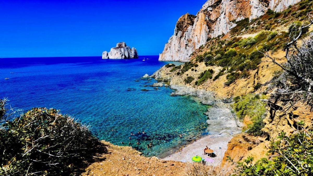 Σαρδηνία παραλία