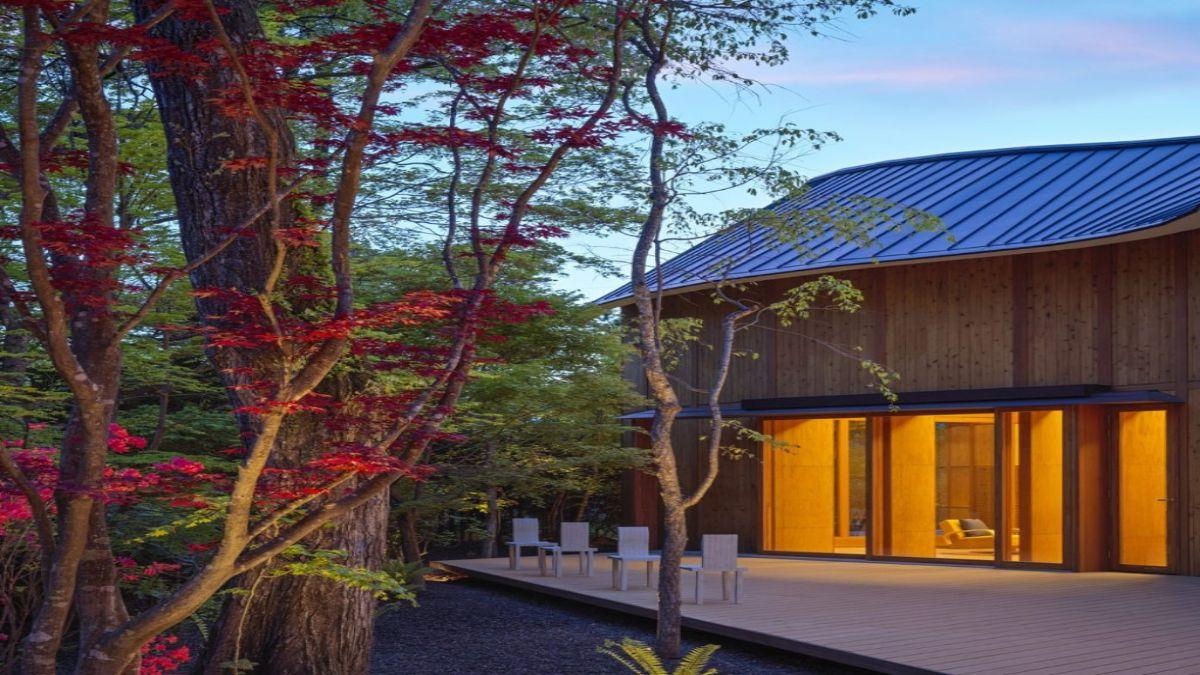 shishi-iwa house, Ιαπωνία