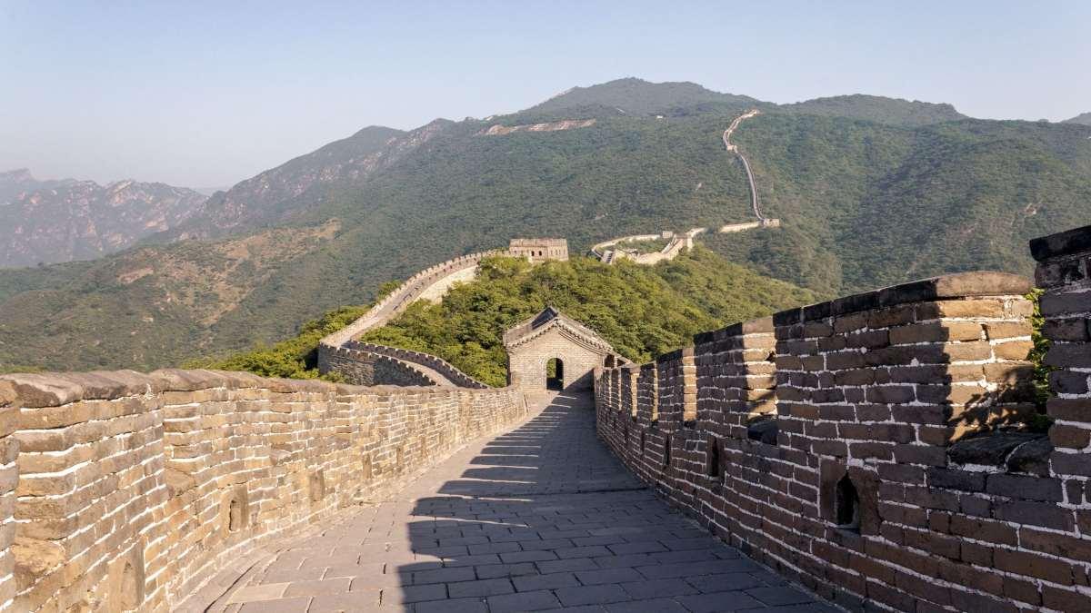 σινικό τείχος κίνα
