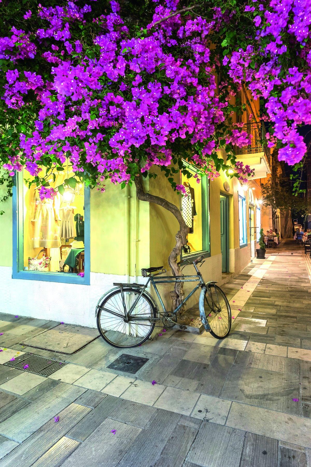 Περίπατος στα γραφικά σοκάκια της Παλιάς Πόλης, Ναύπλιο