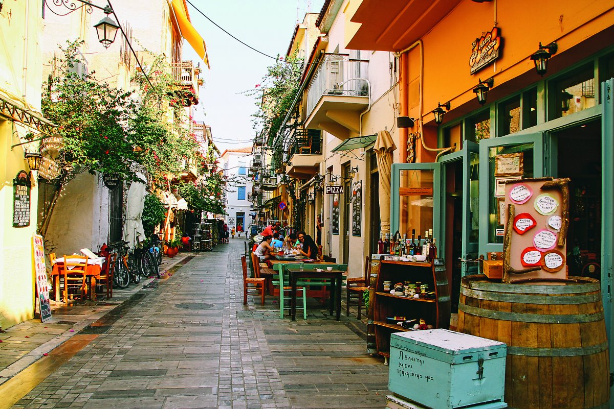 Μυστικές στάσεις Ναύπλιο πέρα από τις κλασικές βόλτες στα σοκάκια