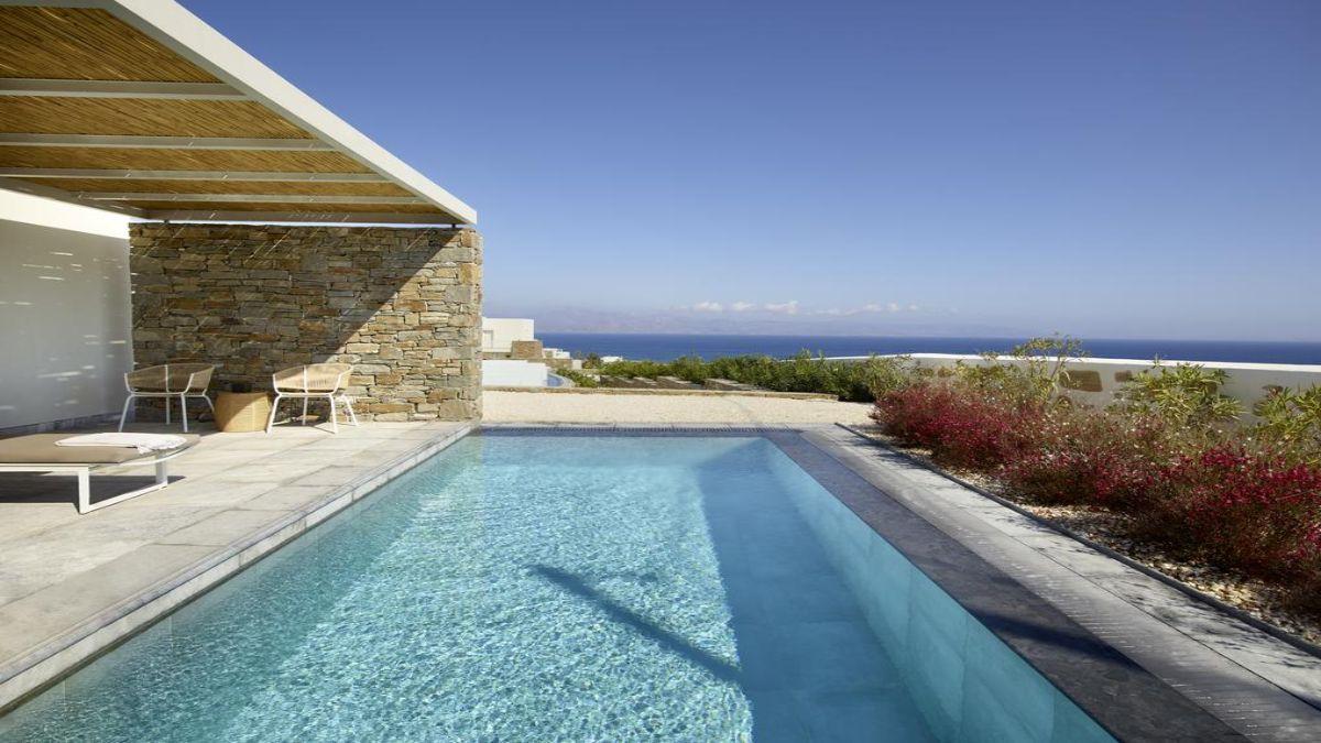 ιδιωτική πισίνα
