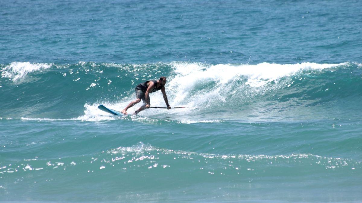 Surfing στο Λαγκουβάρδο