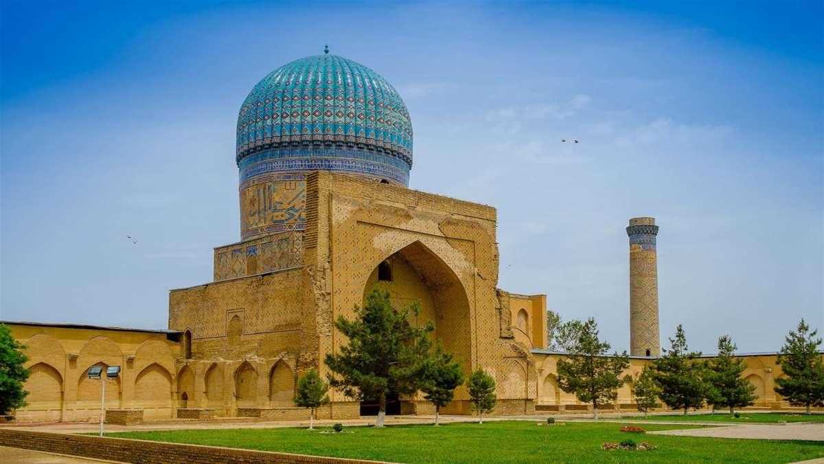 ουζμπεκιστάν αξιοθέατα