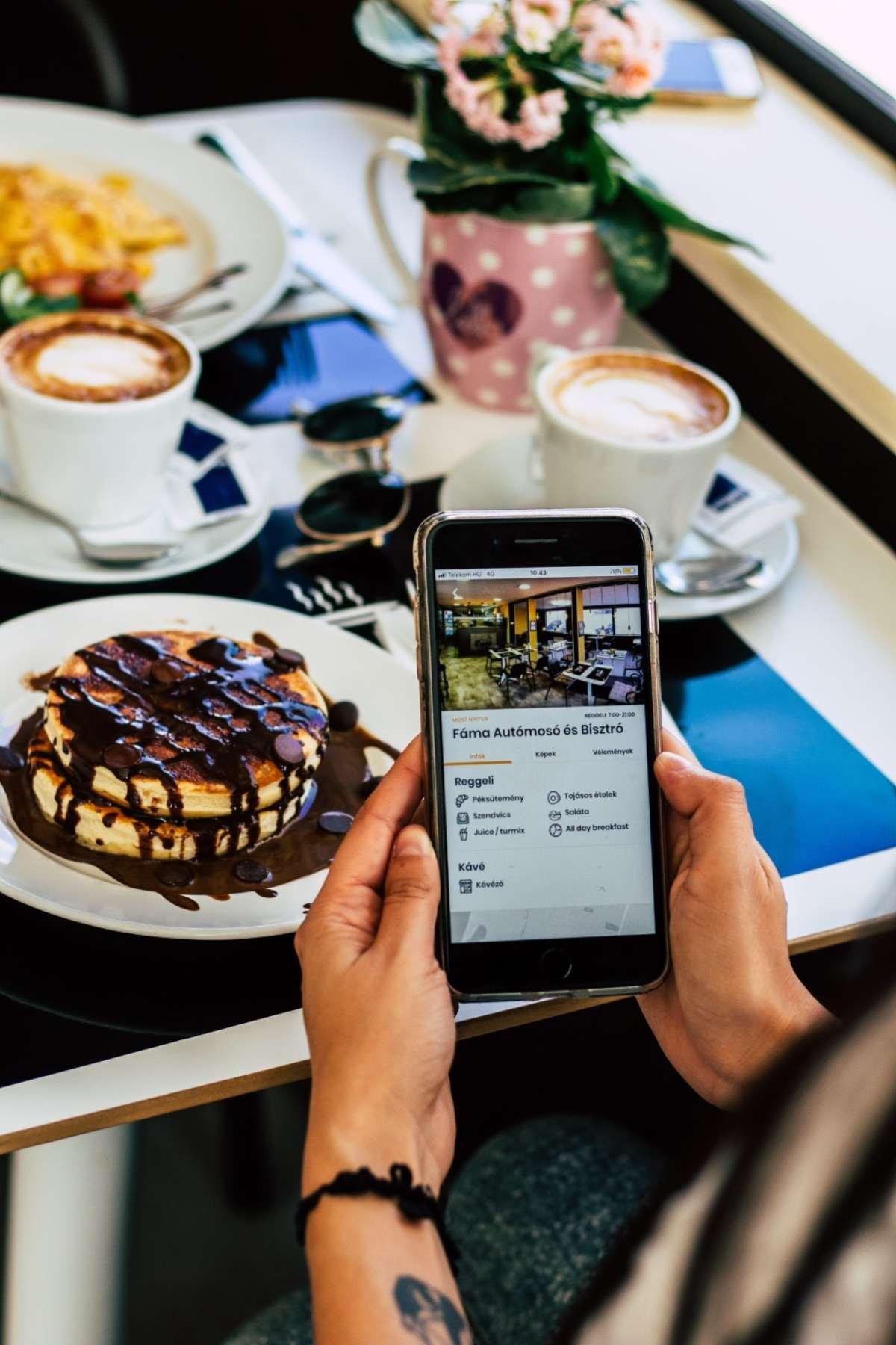 τάσεις γαστρονομία ξενοδοχεία 2021 τεχνολογία στην υπηρεσία του φαγητού