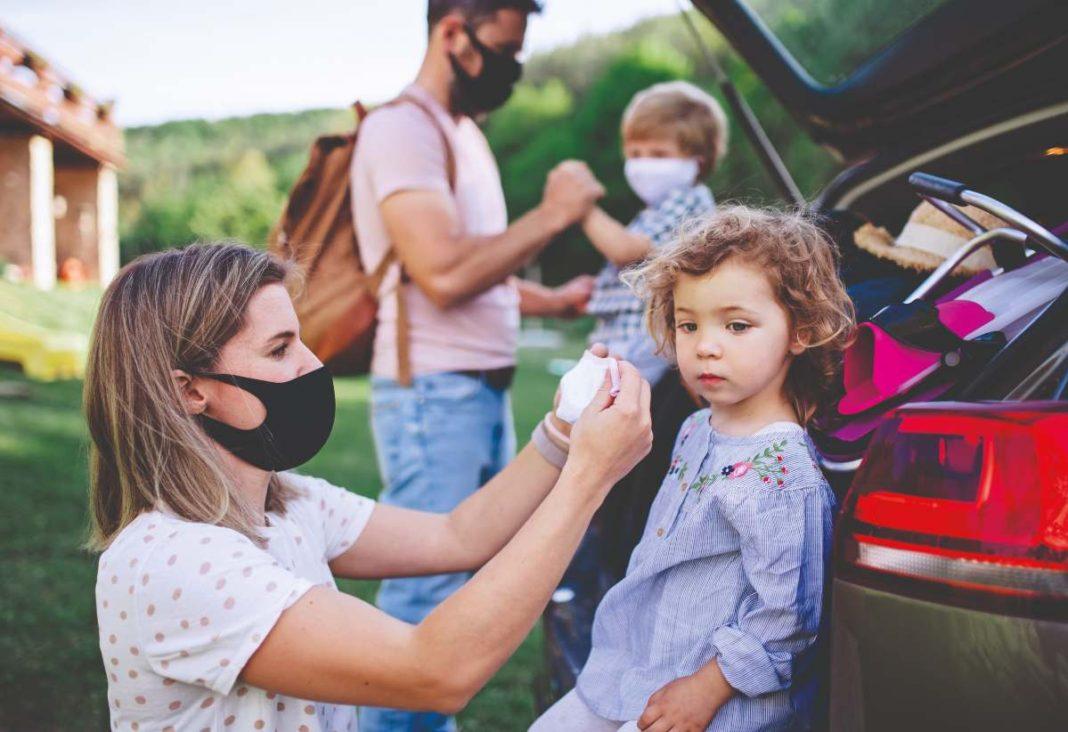 ταξίδι με αυτοκίνητο ασφάλεια