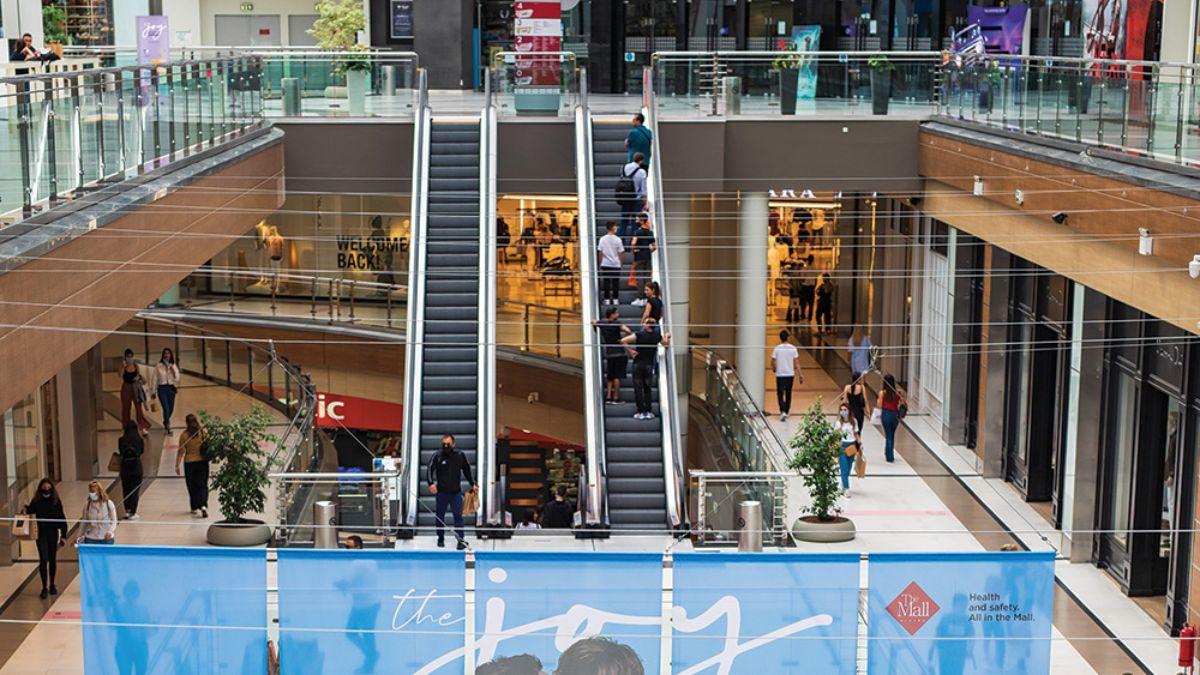 The Mall στο Μαρούσι