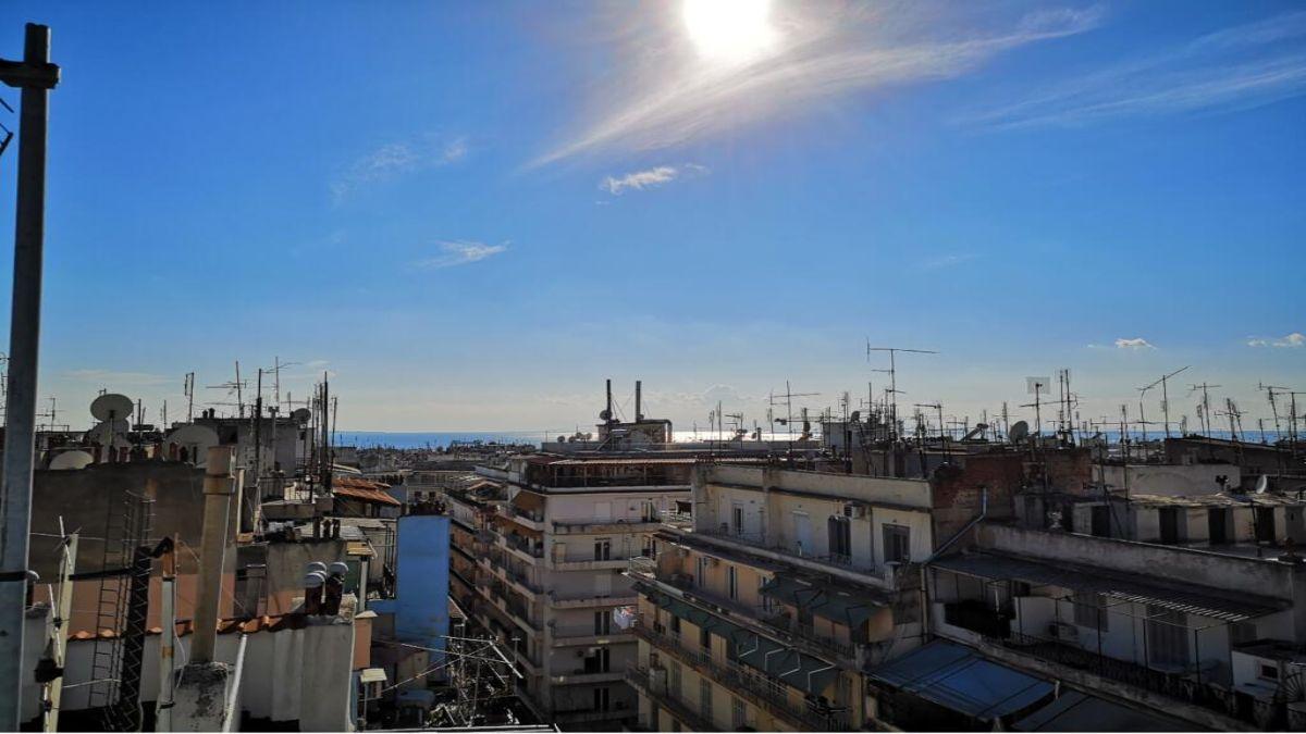 Θεσσαλονίκη θέα