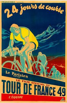 Γύρος Γαλλίας με ποδήλατο