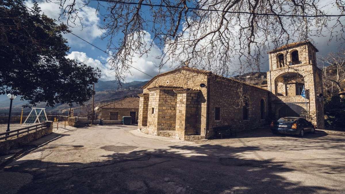 Εκδρομή στα Τρίκαλα Κορινθίας κοντά στην Αθήνα