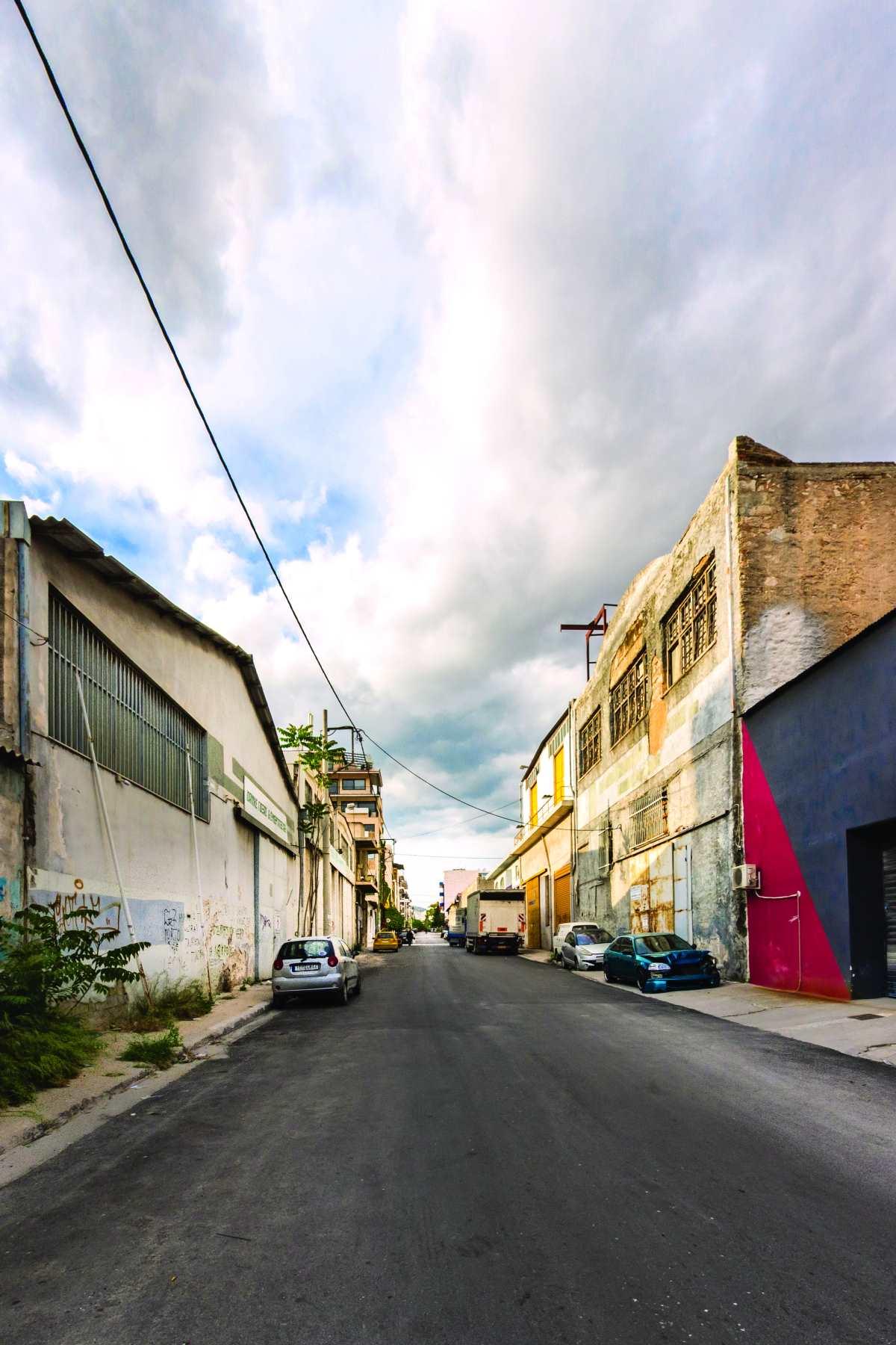 Οι δρόμοι της Τρούμπας
