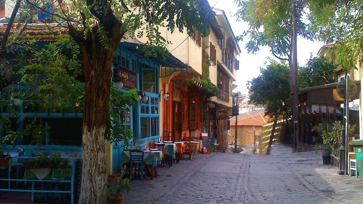 Τσινάρι, γειτονιά της Άνω Πόλης