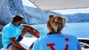 TUI: Η Ελλάδα ο πιο δημοφιλής προορισμός για το 2020