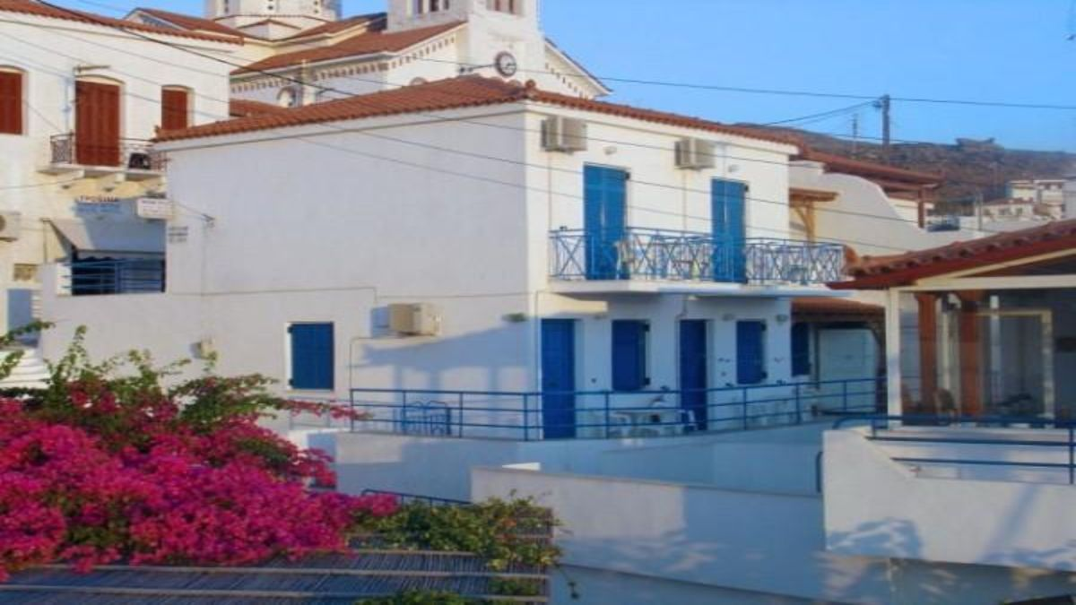Villa Aegeo εξωτερικά