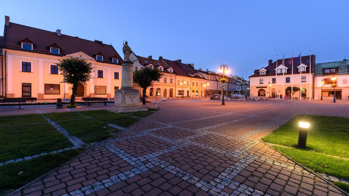 Zory Πολωνία πλατεία