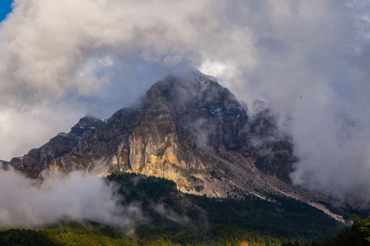Τζουμέρκα κορυφές