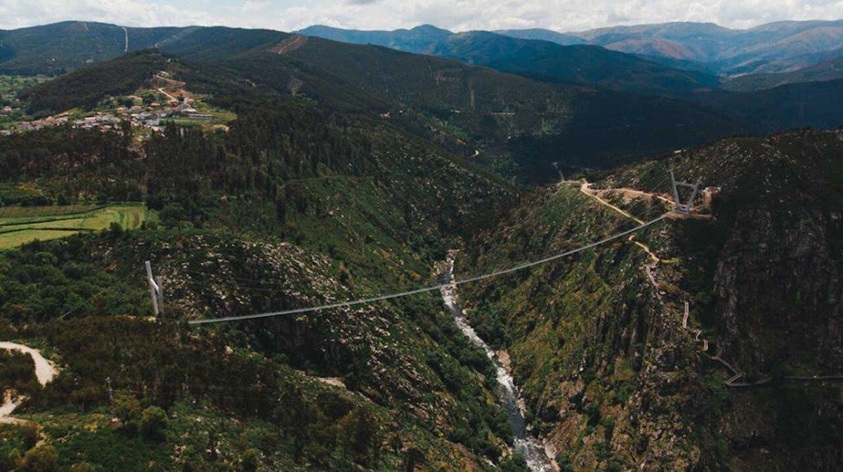 516 Arouca Bridge Πόρτο μακρινή