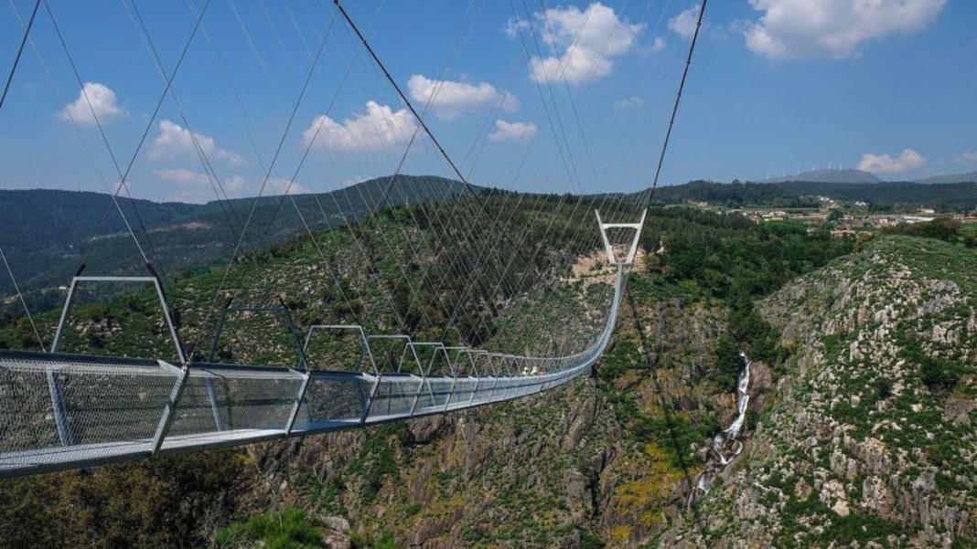 516 Arouca Bridge Πόρτο πανοραμική