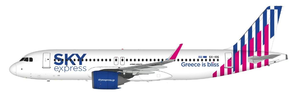 Η SKY express στη νέα εποχή - Αλλάζει το τοπίο των αερομεταφορών στην  Ελλάδα!