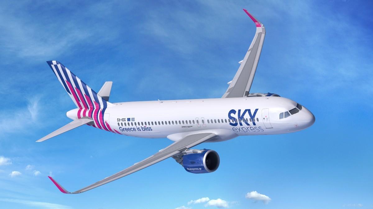 A320-SKY-EXPRESS