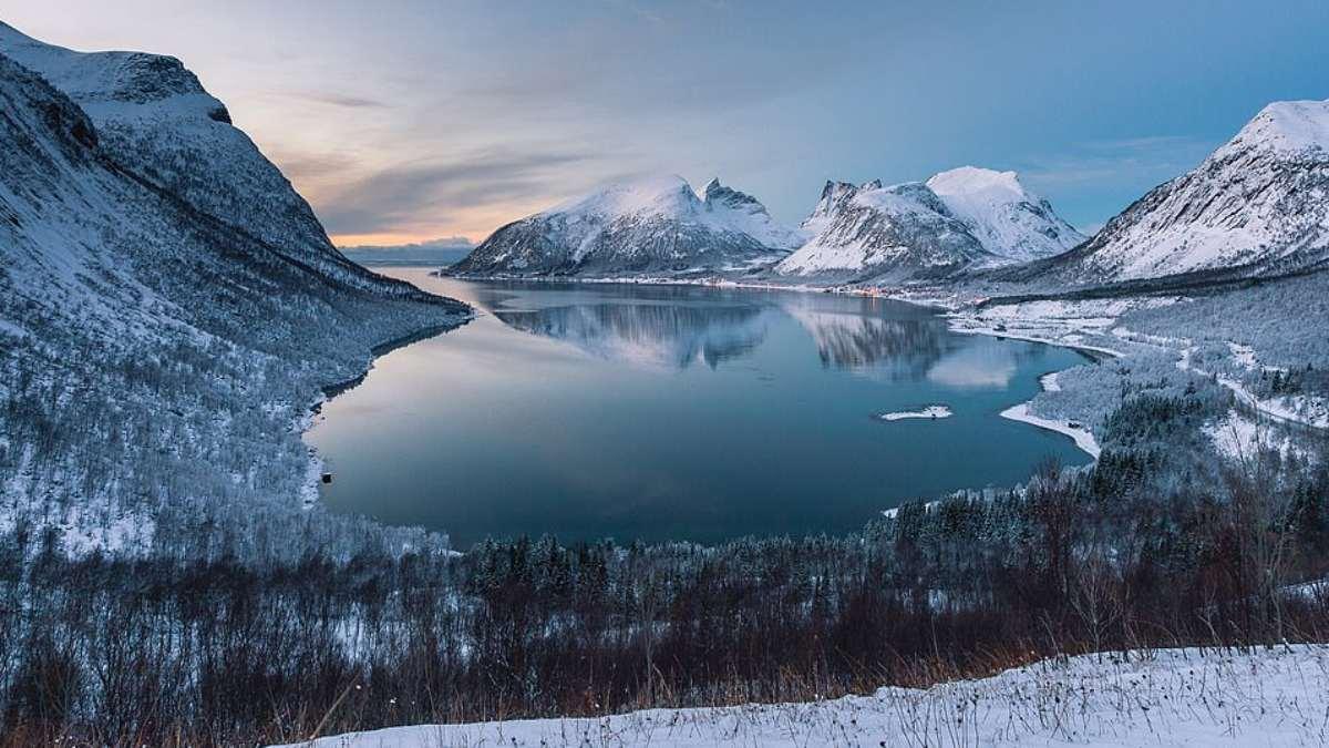 BERGSFJORD, Νορβηγία