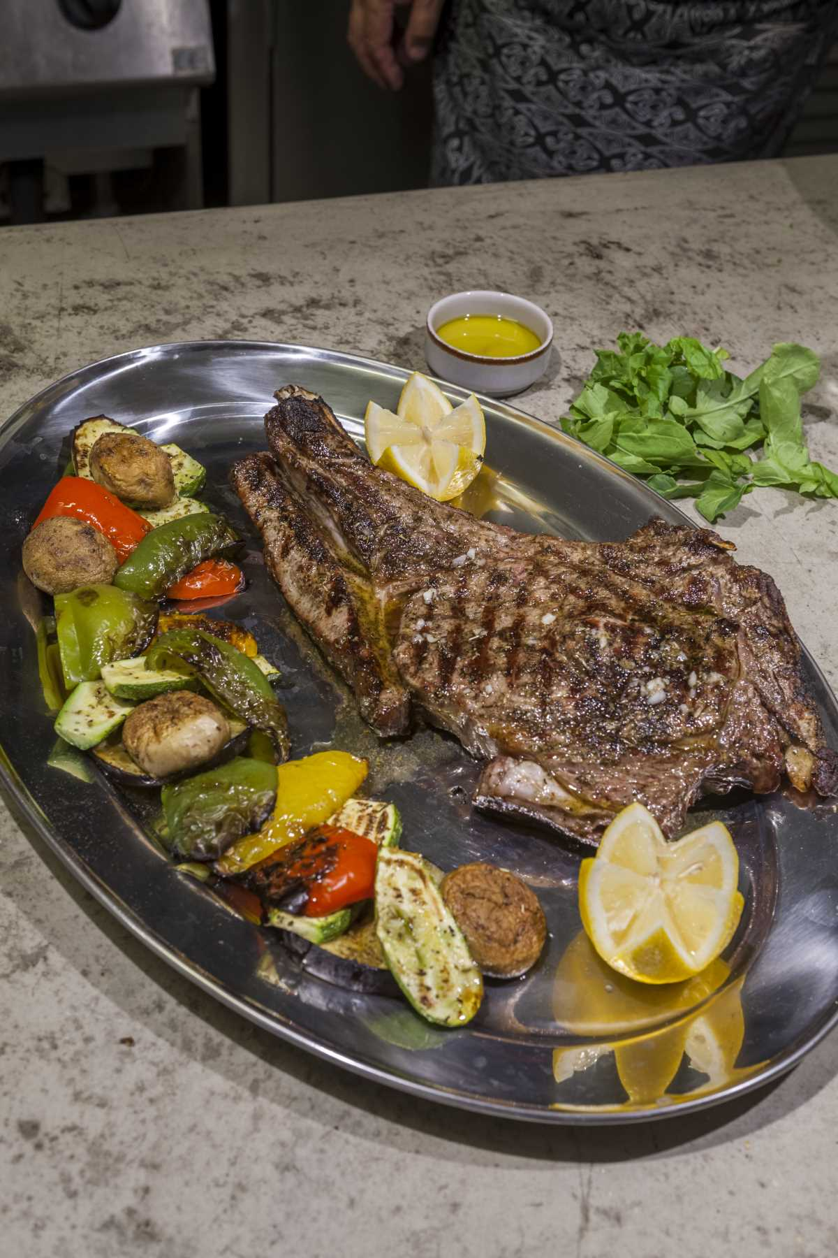 Bandanna Mykonos steak