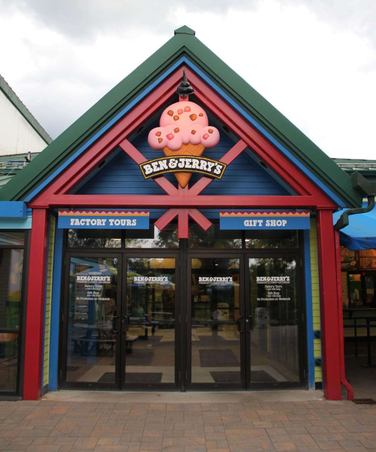 Μουσείο παγωτού Ben & Jerry's