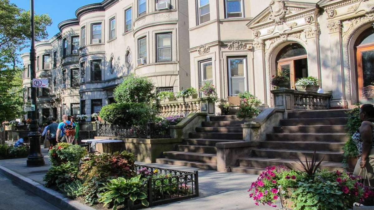 Bedford-Stuyvesant, Νέα Υόρκη όμορφες γειτονιές του κόσμου κοντινό