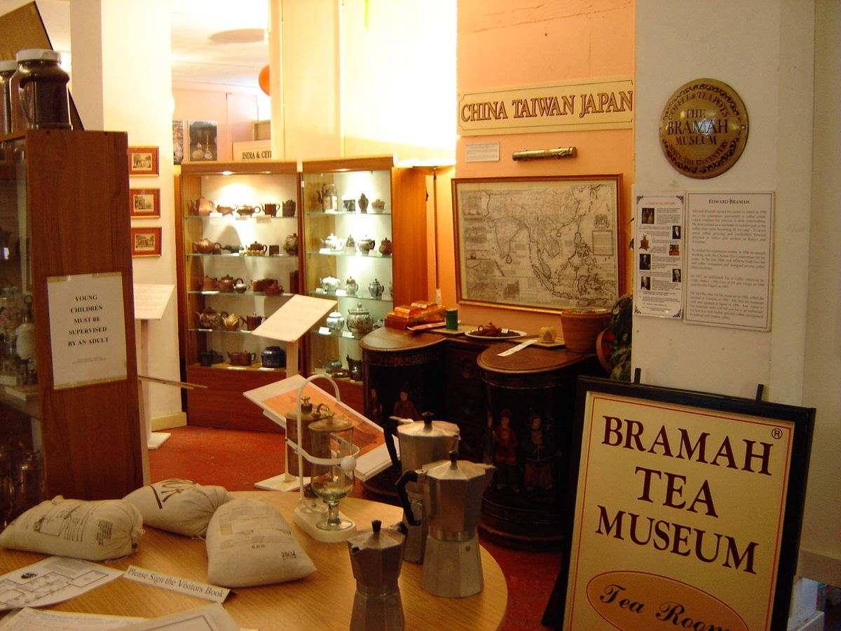 Μουσείο τσαγιού & καφέ, Λονδίνο, Αγγλία