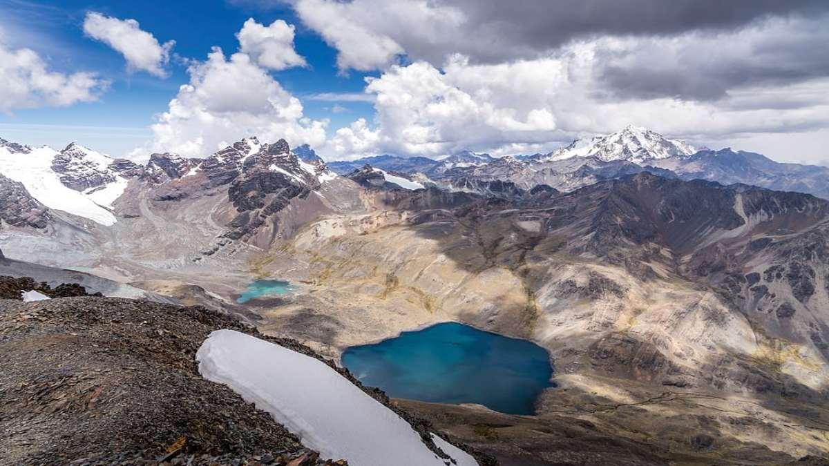 CORDILLERA REAL, Βολιβία