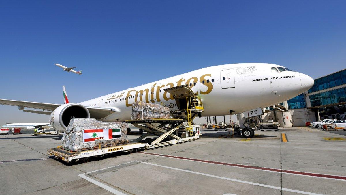 Emirates, αεροσκάφος