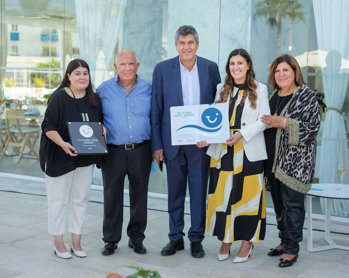 Η Louis Hotels κερδίζει την παγκόσμια διάκριση