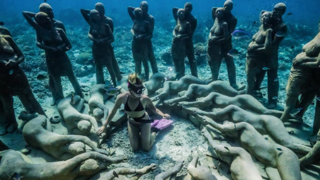 Αγία Νάπα, υποβρύχιο μουσείο