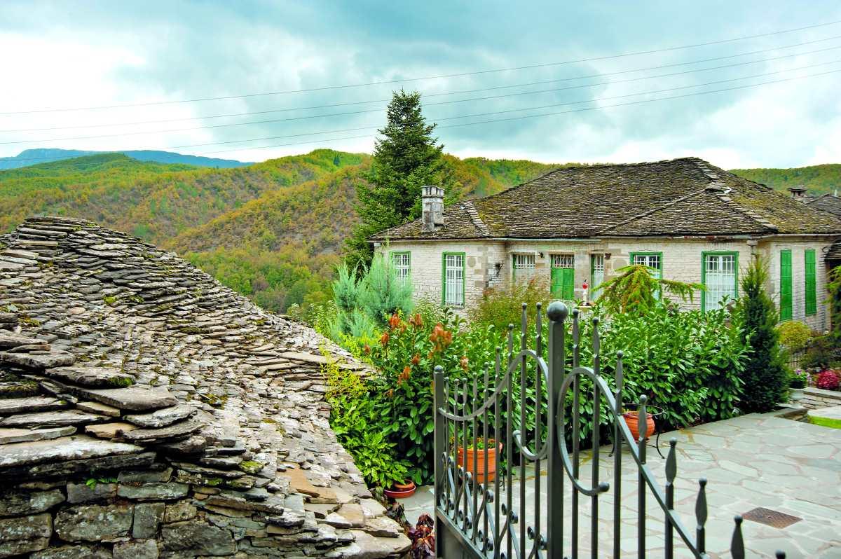 γραφικά χωριά στην Ελλάδα για εκδρομή Κήποι Ζαγόρι