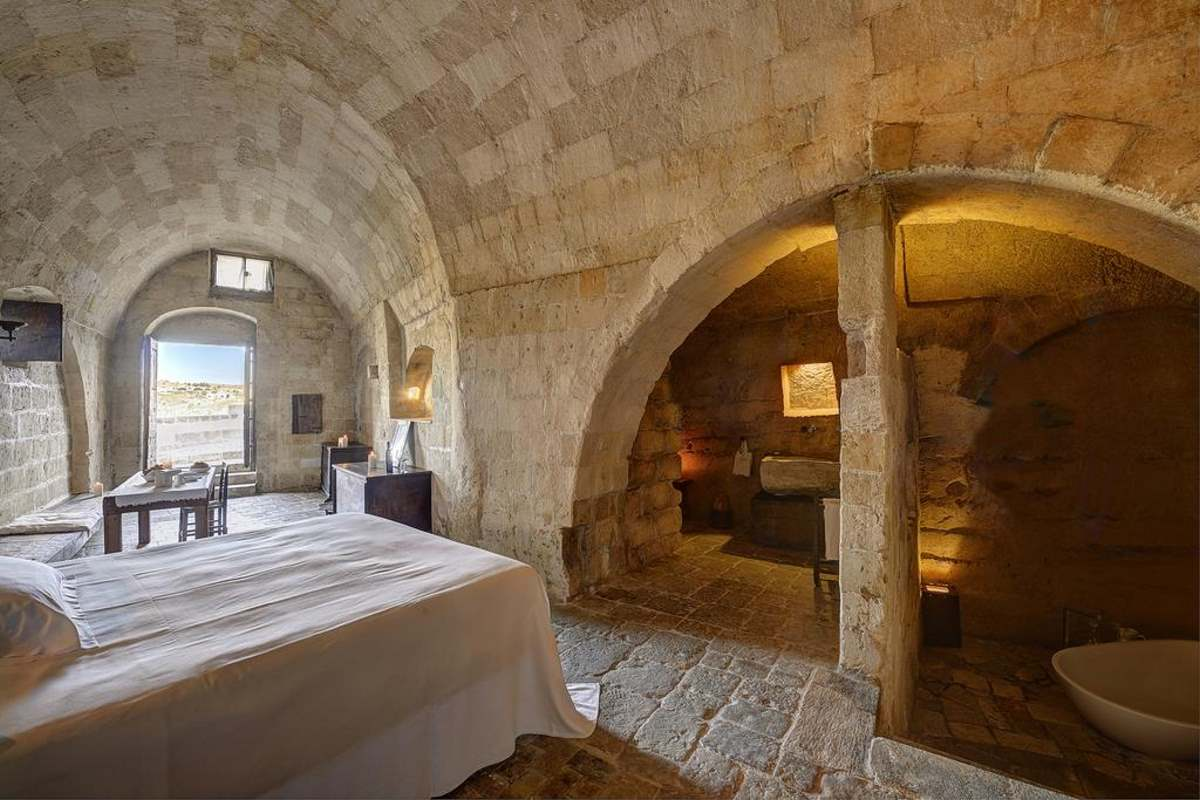 Le Grotte Della Civita δωμάτιο