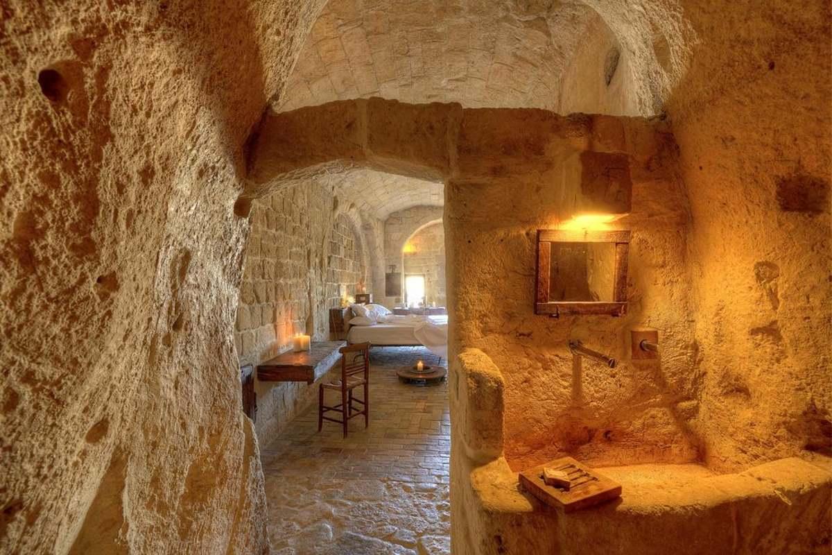 Le Grotte Della Civita σπηλιά