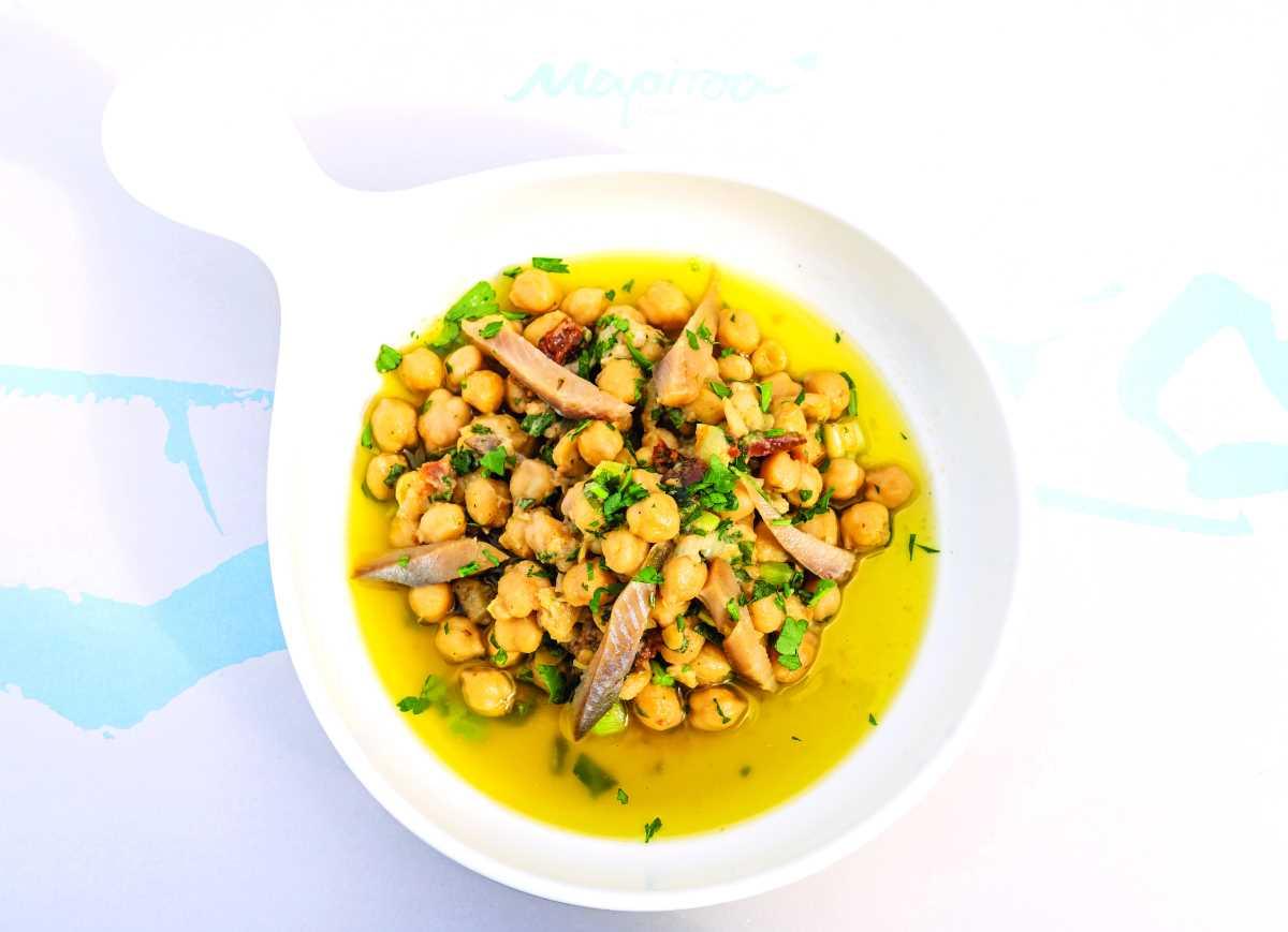 Maritsa restaurant, κυρίως πιάτο