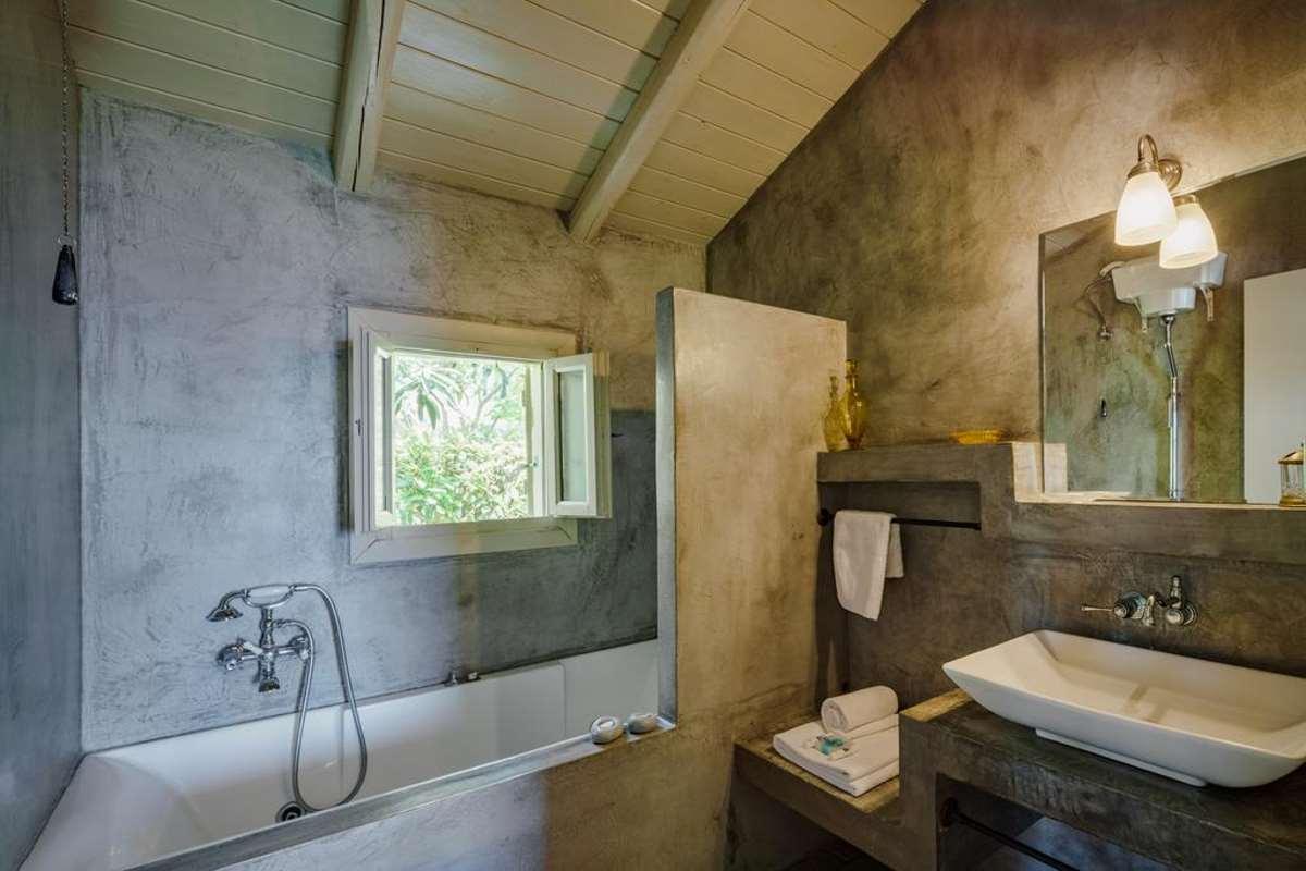 Mazaraki Guesthouse, μπάνιο