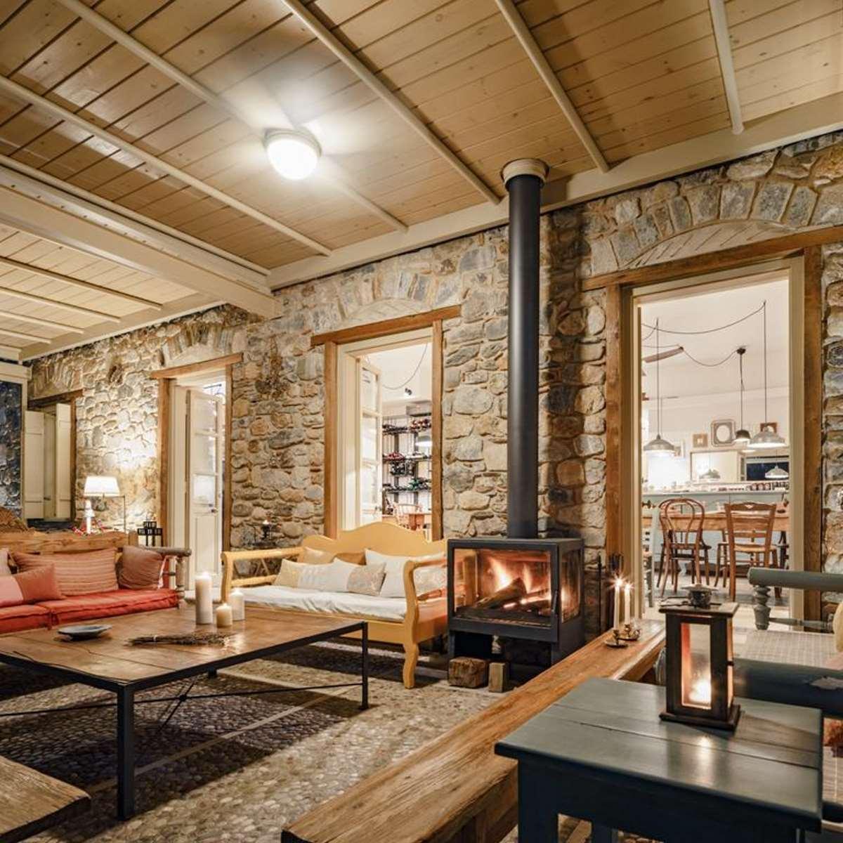 Lounge Μazaraki Guesthouse