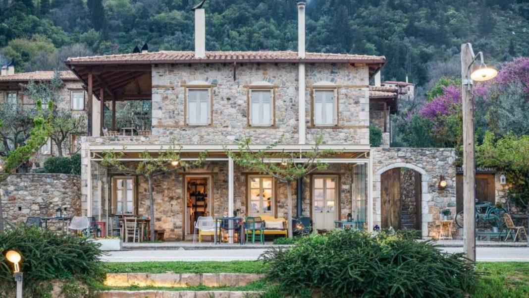 Mazaraki Guesthouse, Μυστράς