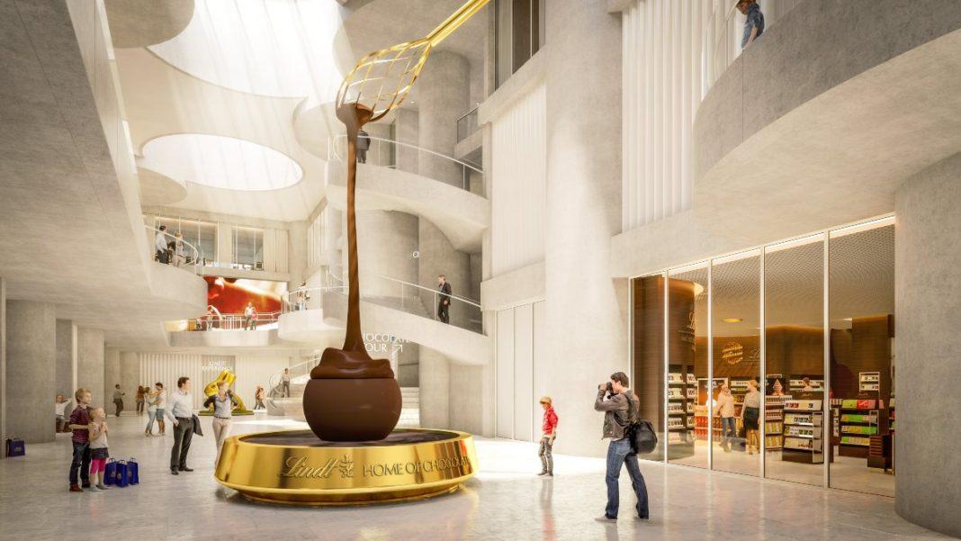 Το μεγαλύτερο μουσείο σοκολάτας στον κόσμο