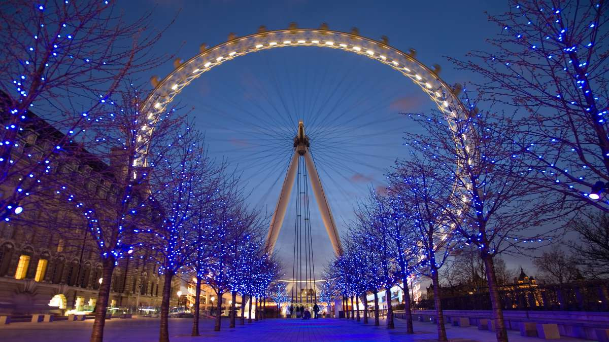 Λονδίνο Χριστούγεννα άρση lockdown Ευρώπη
