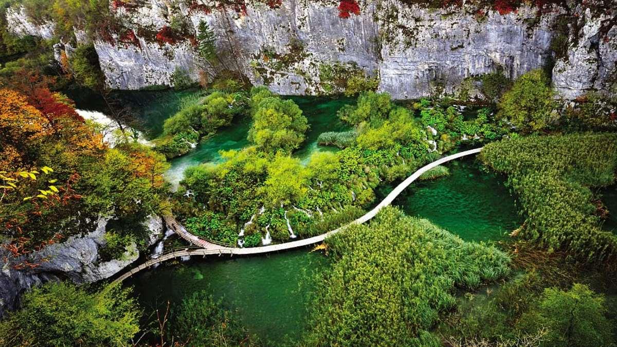 PLITVICE LAKES NATIONAL PARK, Κροατία
