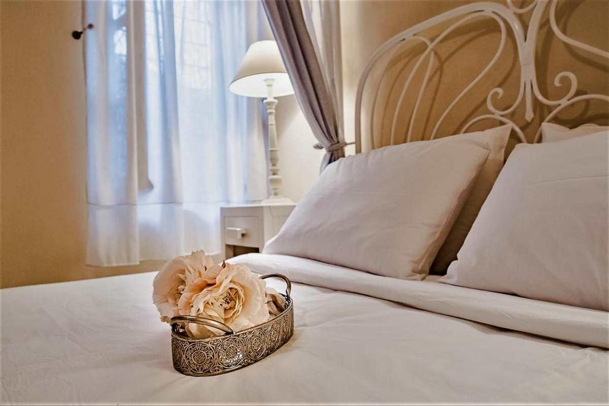 Δωμάτιο στο Rodia-Boutique-Hotel, Κήποι, Ζαγόρι